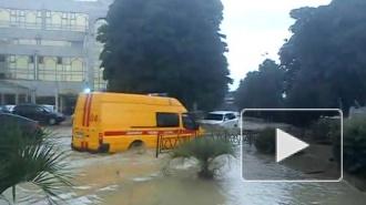 Столицу Олимпийских игр 2014 затопило. Введен режим ЧС