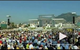 Папа Римский посетил с однодневным визитом Сицилию