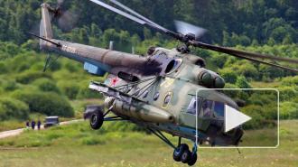 На Камчатке погибли два человека при крушении вертолета
