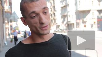 Павленский, отрезавший себе мочку уха, получил воспаление легких и диагноз от психиатров