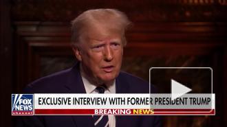 Трамп заявил, что США надо поладить с Россией, а не подталкивать ее к Китаю