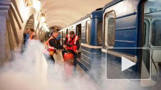 Пожар в московском метро: десятки пострадавших, паника и давка