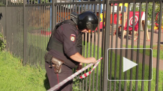 В гимназии №70 из-за пожара эвакуировали несколько десятков человек — учения МЧС