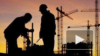 На стройплощадке в Петербурге рабочих убило бетонными блоками