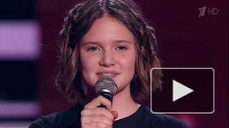 """Выступление дочери певца Трофима на шоу """"Голос. Дети"""" может вызвать новый скандал"""