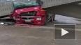 """Видео с трассы """"Таврида"""": Водитель грузовика протаранил ..."""