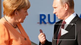 Новости Украины 25.04.2014: Меркель позвонила Путину по поводу ситуации в Славянске