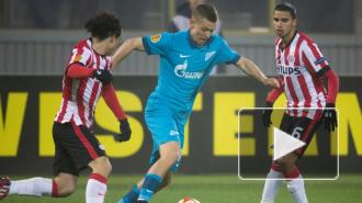 Лига Европы: результаты позволили продолжить борьбу обоим российским клубам