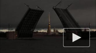 Биржевой мост разведут в ночь на 19 декабря