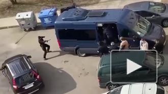 На акциях протеста в Минске начались задержания