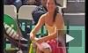 Теннисистка Янкович сменила трусики прямо во время матча