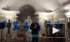 На Пушкинской в день рождения метро петербуржцы читают стихи