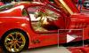 Золотой Mercedes хотят продать за 11 млн. $