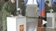 Явка военных на выборы составила свыше 90 процентов