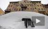 Коммунальщики Петербурга ищут сугробы для новой снегоплавилки