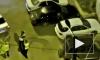 Во Владивостоке на камеру сняли сотрудников ДПС, прокалывающих шины внедорожнику
