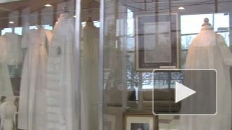 Одна рубашка на всю жизнь. В Пушкине представили коллекцию крестильных платьев