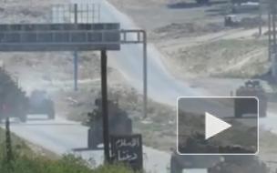 Американские ВВС нанесли авиаудар по сирийской армии