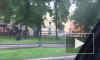 Эффектный взрыв газа на Васильевском острове попал на видео