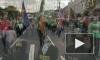 В Ирландии полицию забросали кирпичами и бутылками