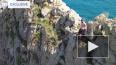 Прыжок с 60-метровой скалы в море обернулся для юноши ...