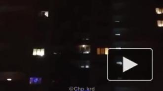 """Видео из Краснодара: вместо петард местный житель выпустил очередь из """"Калашникова"""""""