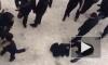 Массовая драка полиции с махачкалинцами попала на видео
