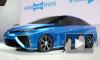 Водородный автомобиль Toyota Mirai запустили в серийное производство
