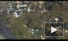 Серия мощных торнадо в США: есть жертвы