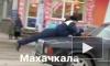 В Дагестане агрессивный водитель прокатил на капоте полицейского