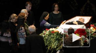 """На прощании с Юрием Яковлевым слезы смешались с овациями и криками """"браво!"""""""