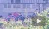 В Петербурге вертолет аварийно сел на территории Обуховского завода