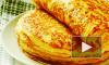 Рецепты блинов на молоке и кефире без яиц на Масленицу 2016