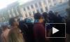 Появилось видео массовых задержаний с митинга против пенсионной реформы