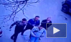 Ограбление предпринимателя на 11-й Линии В.О. попало на видео
