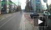 Под Брянском мотоциклист снес на полном ходу велосипедистку
