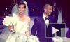 Свадьба Кети Топурия: роскошное платье и леопардовые кеды