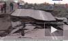 Под Н.Новгородом дома провалились под землю, ранены дети