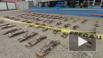 В Эквадоре полиция обнаружила кокаин в грузе бананов ...
