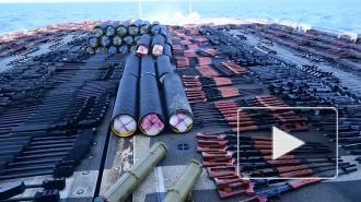Американские военные обнаружили партию неопознанного российского и китайского оружия
