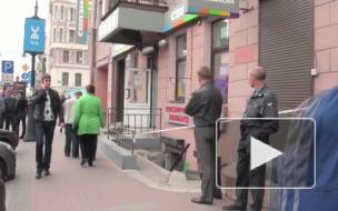 Ювелирный магазин на Лиговском ограблен на 3 миллиона рублей
