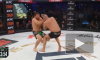 Видео: Емельяненко нокаутировали на второй минуте боя с Митрионом