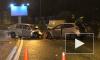 Один человек погиб и трое пострадали ночью в ДТП на Октябрьской набережной