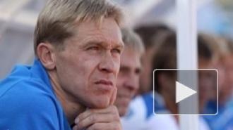 """Александр Горшков уволен с поста главного тренера """"Сатурна"""""""
