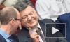 Новости Украины: на выборах в Верховную раду Яценюк обогнал Порошенко