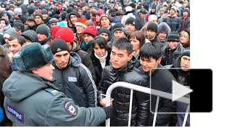Новые приключения Али-Бабы: в Петербурге в одной квартире жили 40 мигрантов