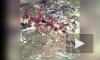 Видео стихийной свалки в центре Владикавказа повергло в шок