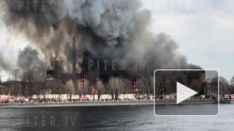 """Стало известно, кто погиб в пожаре на """"Невской мануфактуре"""""""