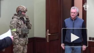 Басманный суд Москвы арестовал экс-сенатора Шпигеля по делу о взятках