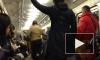 Неизвестный тяжело ранил ножом пассажира в вагоне метро
